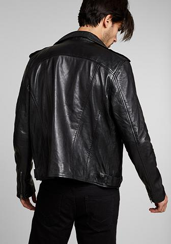H.I.S Leather Sportinis bliuzonas men