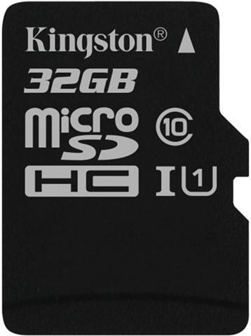 KINGSTON Atminties kortelė »micro SDHC Class10 ...