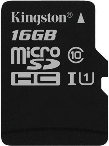 KINGSTON Atminties kortelė »microSDHC Class 10 ...