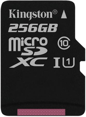 KINGSTON Atminties kortelė »microSDXC Class10 U...