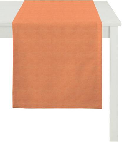 APELT Tischläufer »3947 OUTDOOR Rips Uni« (1...
