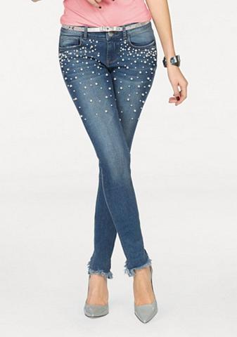 MELROSE Siaurėjantys džinsai