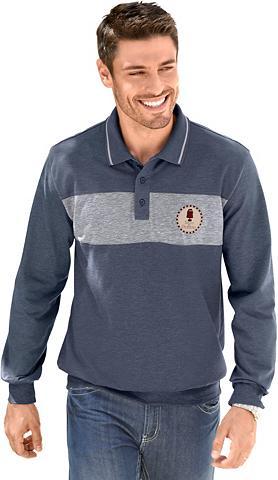 CLASSIC Polo marškinėliai in pflegeleichter Me...