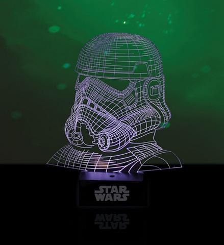PALADONE Fanų atributika »Stormtrooper holograf...