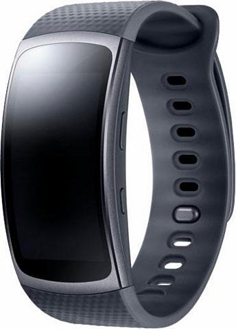 SAMSUNG Gear Fit2 (S) Išmanus laikrodis (386 c...