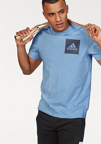 ADIDAS PERFORMANCE Marškinėliai »ESSENTIAL CHESTLOGO TEE«...