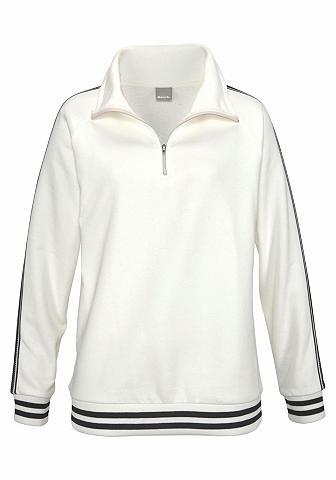 BENCH. Sportinio stiliaus megztinis in lässig...