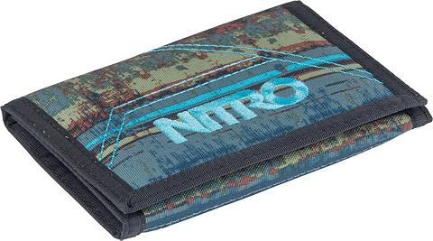 NITRO Piniginė »Walled Frequency Blue«