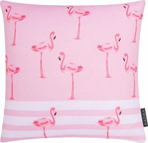 MAGMA Pagalvės užvalkalas »Flamingo Streifen...