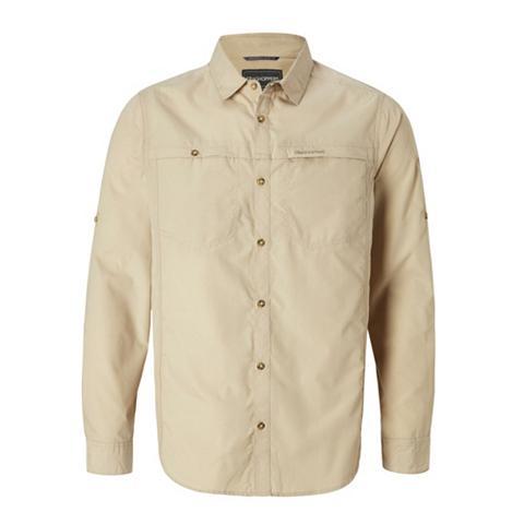 Craghoppers NosiDefence žygio marškiniai su insekt...