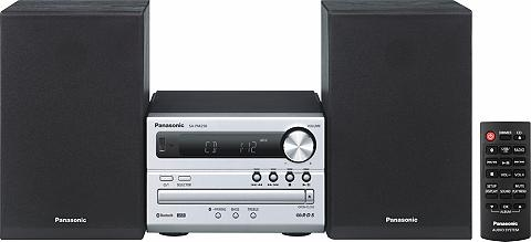 Panasonic »SC-PM250« Kompaktanlage (Bluetooth Sl...