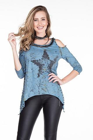 CIPO & BAXX Cipo & Baxx Moterims marškinėliai ilgo...