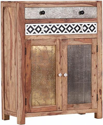GUTMANN FACTORY Komoda »Safari« su dekoratyviniais Fro...
