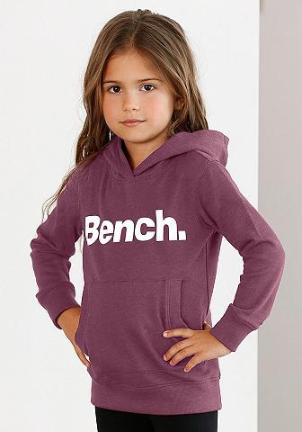 Bench. Sportinis megztinis su gobtuvu su Druc...