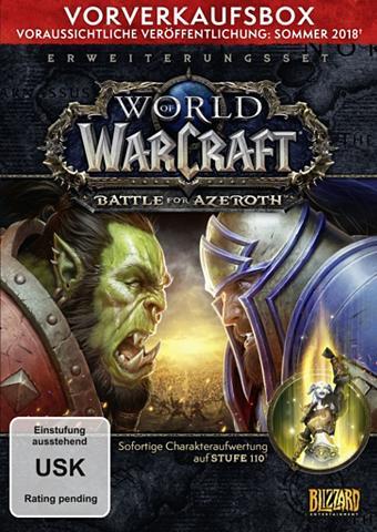 BLIZZARD PC - Spiel »World of Warcraft: Battle ...