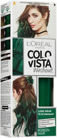 L'ORÉAL PARIS L'Oréal Paris »Colovista Long-Wear-Was...