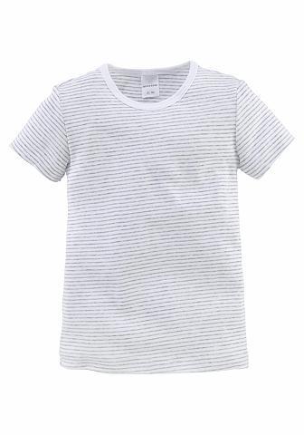 SCHIESSER Apatiniai marškinėliai su 1/2 rankovės...