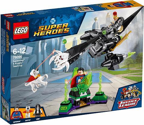 LEGO ® Superman? & Krypto? Team-Up (76096) ...