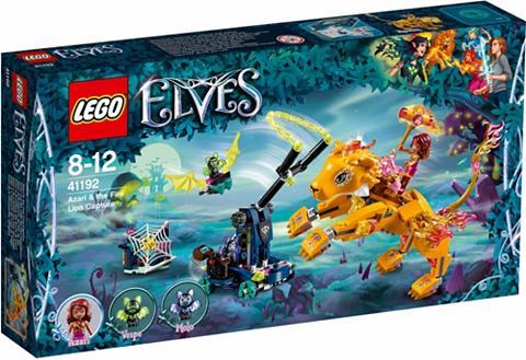 LEGO ® Azari ir die Falle dėl den Feuerlöwe...