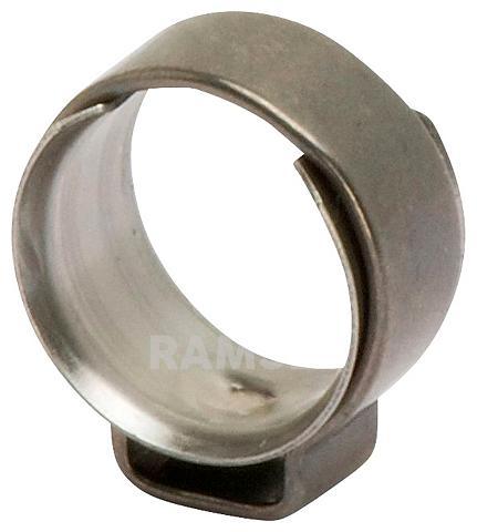 RAMSES 1-Ohr-Klemme 80 mm 50 vienetai