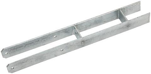 RAMSES Tvirtinimo elementas 91x600 mm Stahl f...
