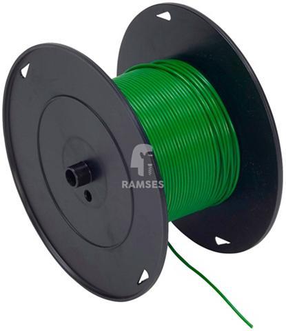 RAMSES Fahrzeugleitung Grün 15 mm² 100 Meter