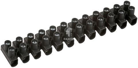 RAMSES Lüsterklemme 12-polig 15 - 6 mm² 10 vi...
