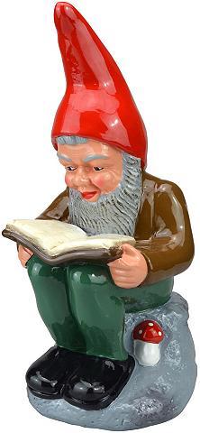 HEISSNER Gartenzwerg »Wilhelm su Buch« Höhe: 30...