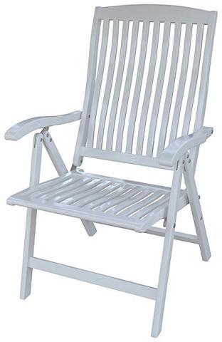 GARDEN PLEASURE Poilsio kėdė »TOLEDO« Eukalyptusholz k...