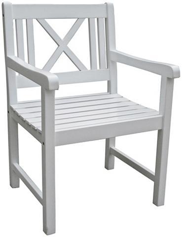GARDEN PLEASURE Poilsio kėdė »MALMÖ« Eukalyptusholz we...