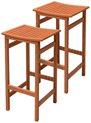 GARDEN PLEASURE Poilsio kėdė »PALMDALE« (2 vnt. rinkin...