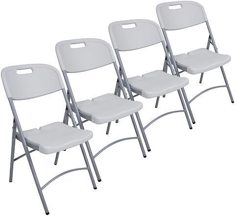GARDEN PLEASURE Poilsio kėdė »MUFARO« (4 vnt. rinkinys...