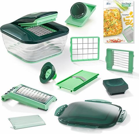 Genius Zerkleinerer Nicer Dicer Chef 3300 ml ...