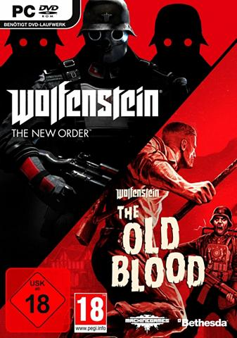 BETHESDA Wolfenstein: The New Order & The Old B...