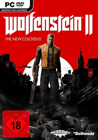 BETHESDA Wolfenstein II: The New Colossus PC
