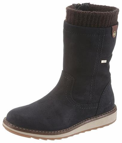 TOM TAILOR Ilgaauliai batai