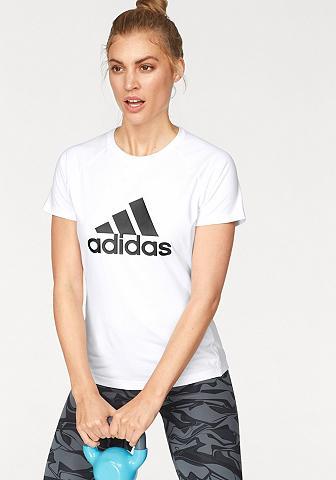 ADIDAS PERFORMANCE Marškinėliai »D2M LOGO TEE«