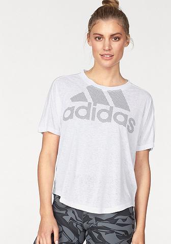ADIDAS PERFORMANCE Marškinėliai »MAGIC LOGO TEE«