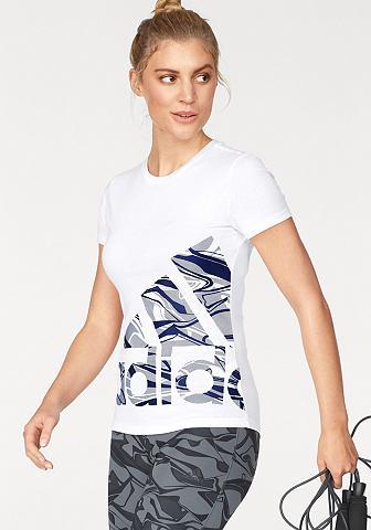 ADIDAS PERFORMANCE Marškinėliai »ADI LOGO TEE«