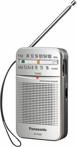 Panasonic »RF-P50DEG« Radio (150 W automatischer...