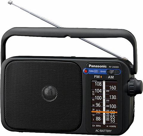 Panasonic »RF-2400DEG« Radio (FM-Tuner automatis...