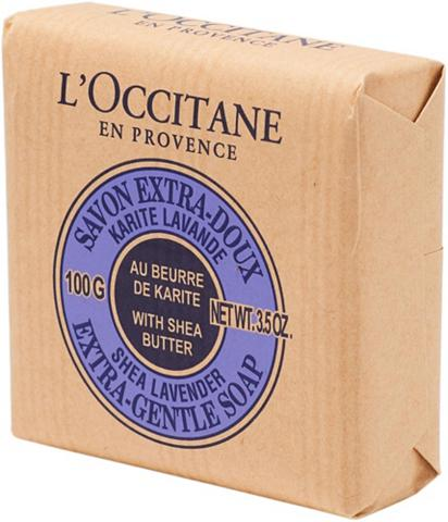 L'OCCITANE »Karité Savon Extra-Doux Lavendel« Sei...