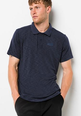 Jack Wolfskin Polo marškinėliai »TRAVEL POLO MEN«