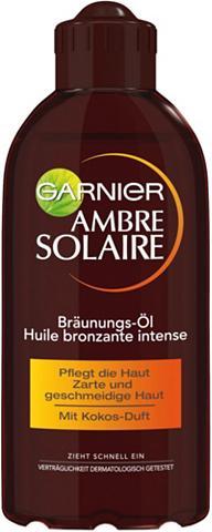 GARNIER »Ambre Solaire Tiefbraun Bräunung« Son...
