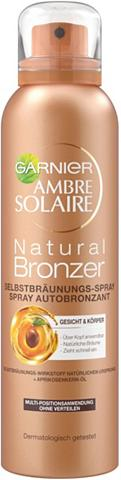 GARNIER »Ambre Solaire Natural Spray« Savaimin...