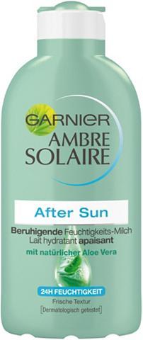 GARNIER After Sun-Milch »Ambre Solaire Pflegen...