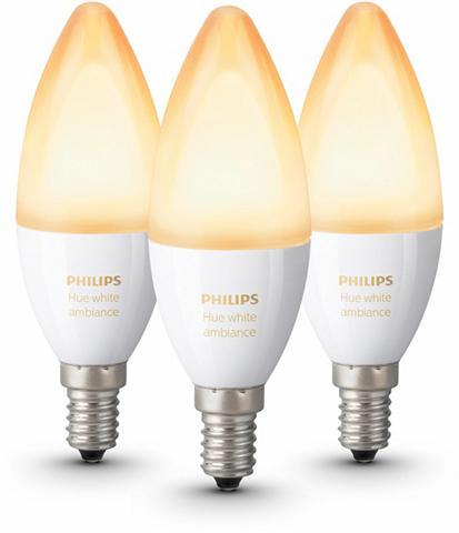 PHILIPS HUE »White Ambiance Kerze« LED-Lichtsystem...
