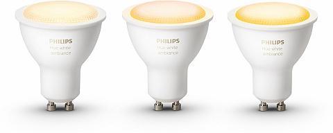 PHILIPS HUE »White Ambiance« LED-Lichtsystem GU10 ...