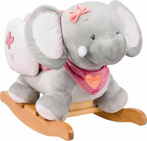 NATTOU Vaikiškos supuoklės »Adèle der Elefant...