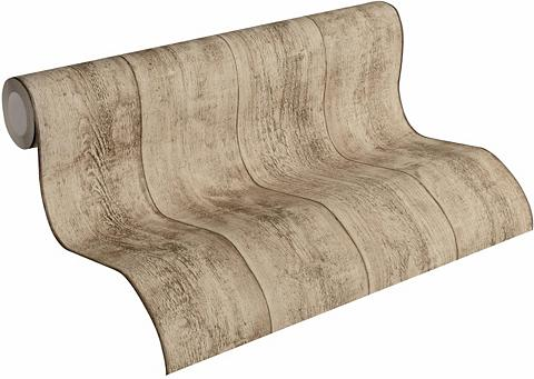 LIVINGWALLS Tapetai »Tapete Best of Wood`n Stone i...